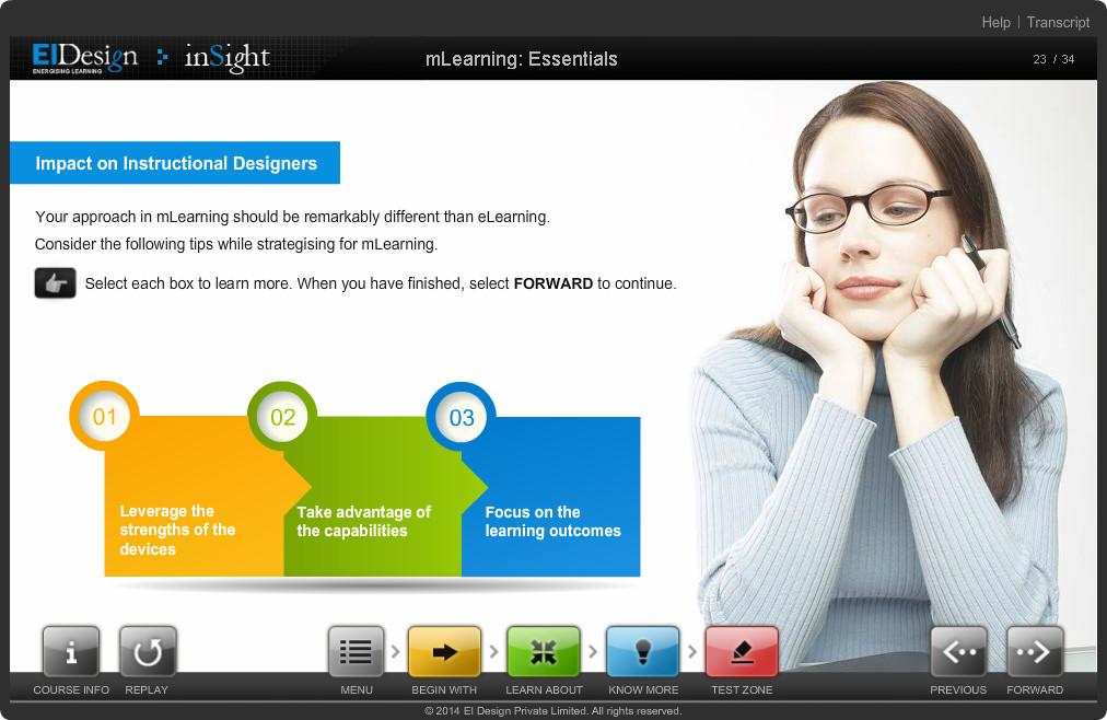 Online Instructional Design 1