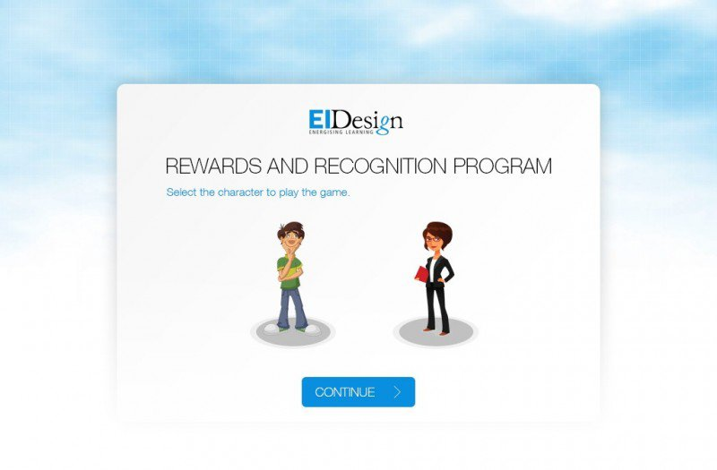 EI Design Gamification Rewards Recognition