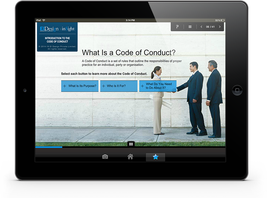 EI Design Compliance Courses 4