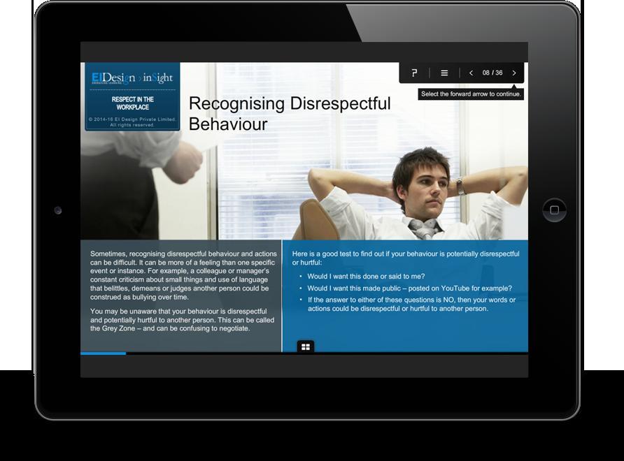 EI Design Compliance Simplified
