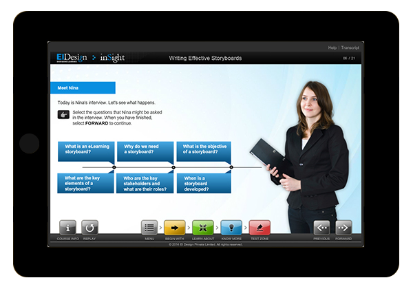 EI Design Webinar Example 1