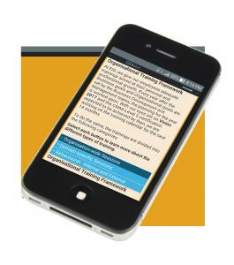 EI Design mlearning app PST