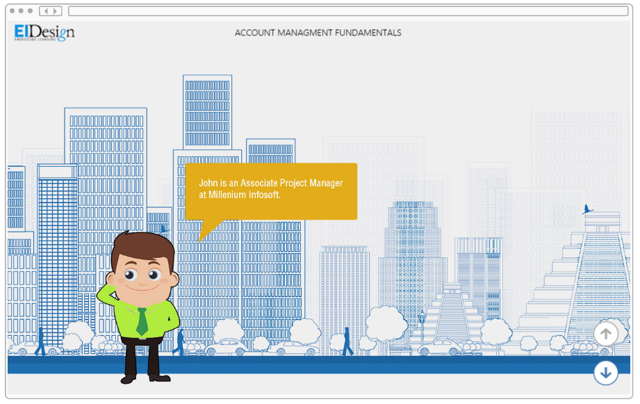 Skill development - Account Management