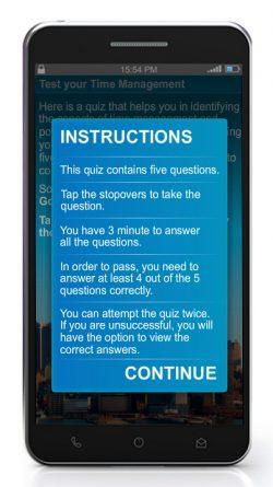 Mobile Learning App 2