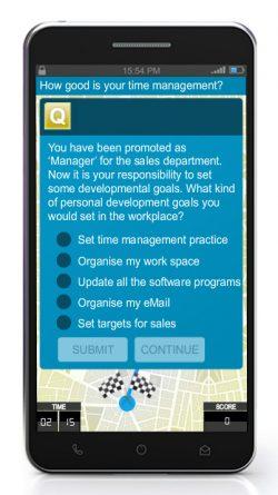 Mobile Learning App 4