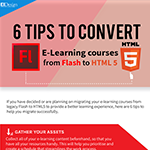 6 tips to convert from Flash to HTML