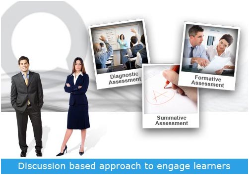 Discussion Based Approach to Engage Learners