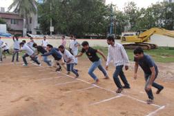 EI Design Sports Day