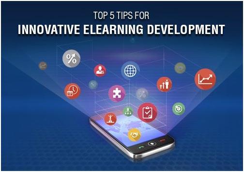 Innovative Elearning Development