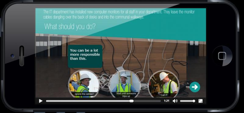 EI Design Interactive videos