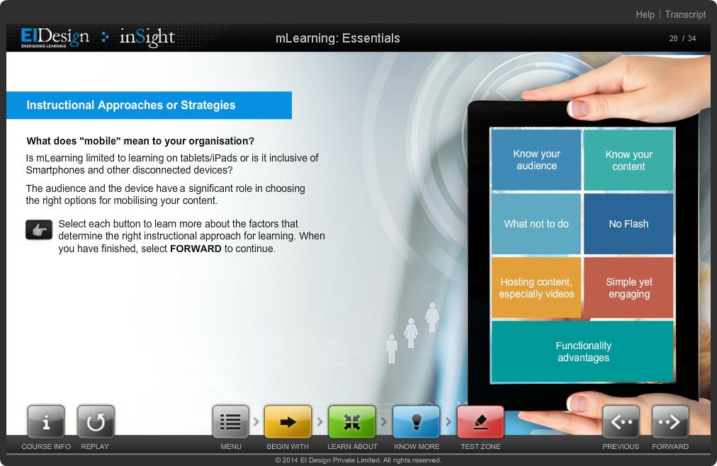 Online Instructional Design 2