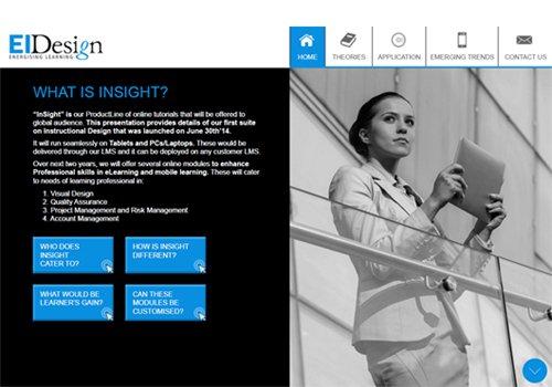 Online Instructional Design header