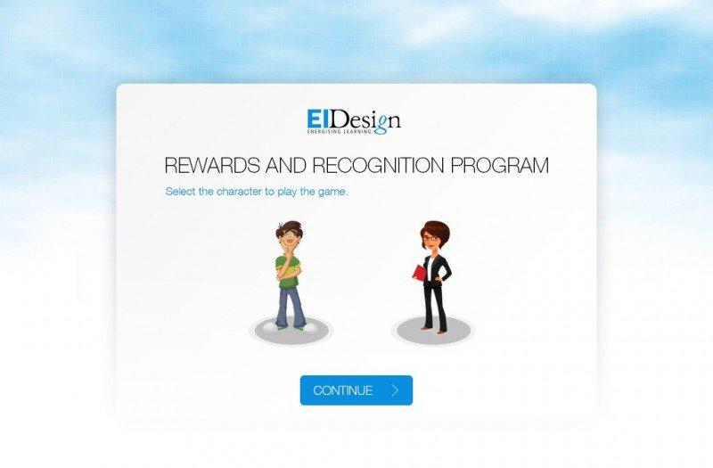 EI Design Gamification Rewards Recognition