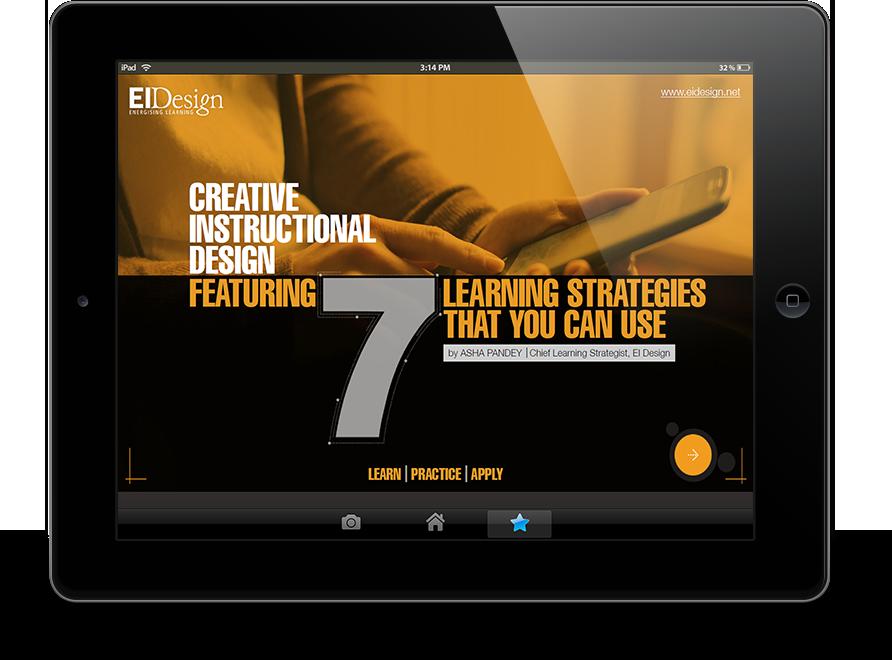 EI Design Performance Support Tools 2