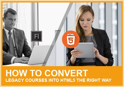 EI Design convert legacy courses into HTML5