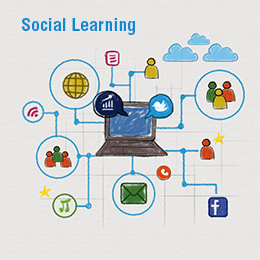 What is social learning and how can you use it to foster collaborative learning