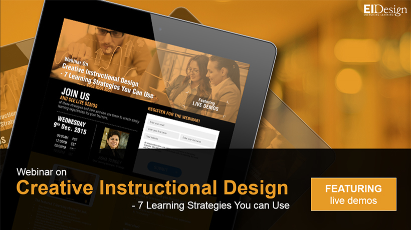 EI Design Webinar