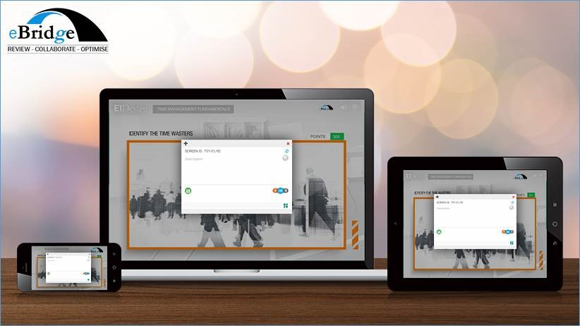 EI Design - eBridge Online Review and Collaboration Tool 1