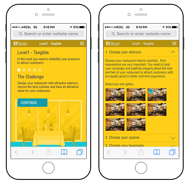 EI Design Mobile Apps For Microlearning Based Training 3