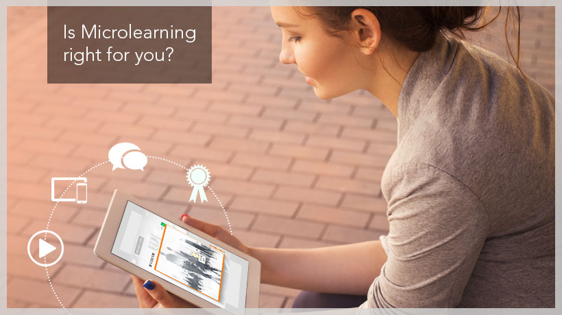 Is Microlearning right for you EI Design