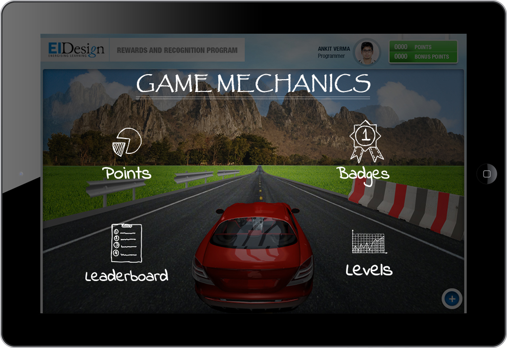 EI Design Gamification for Serious Learning 1