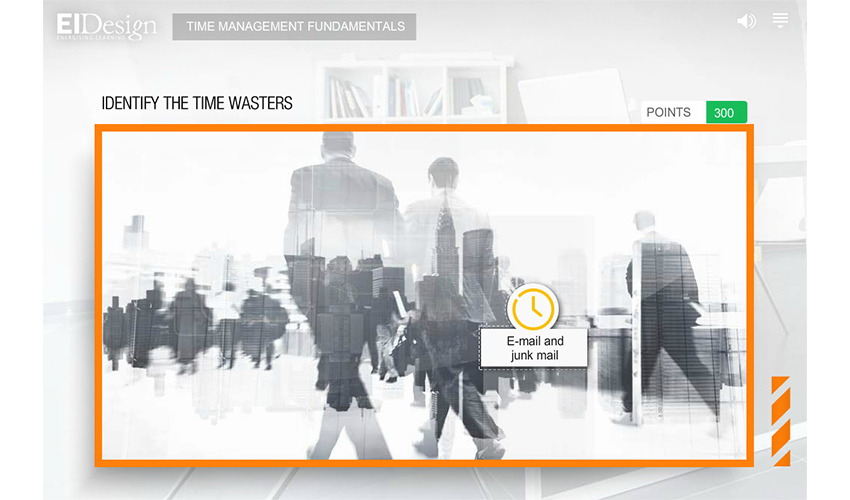 Identify the Time Wasters