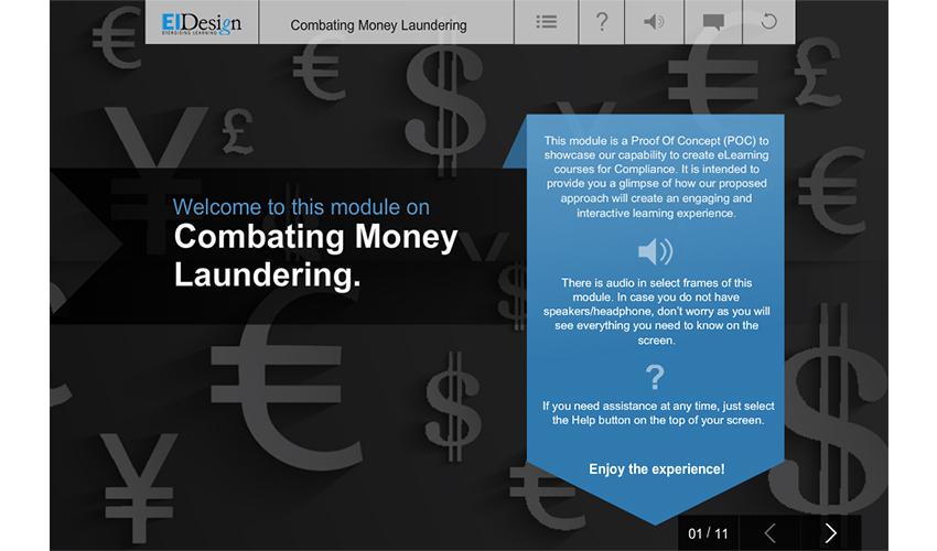 Migration Combating Money Launndering