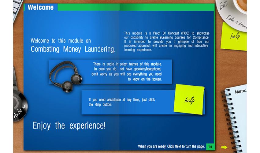 Combating Money Laundering