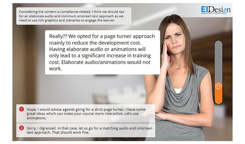 Elaborate Audio Animations