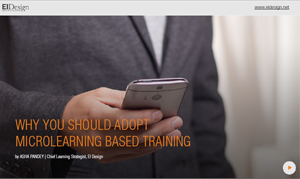 Microlearning Based Training