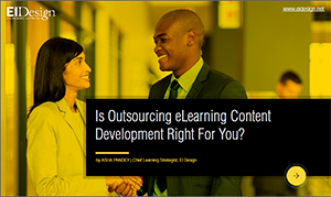 Outsourcing eLearning Content Development