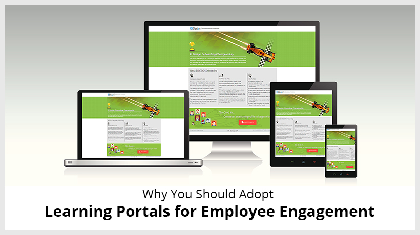Learning Portals for Employee Engagement