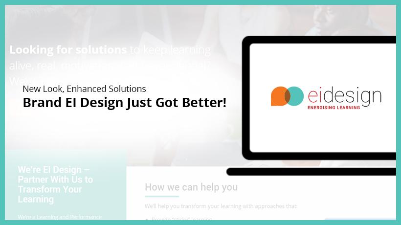 EI Design New Look, Enhanced Solutions Brand EI Design Just Got Better