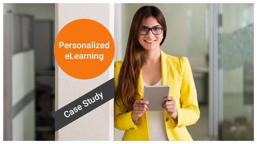 EI Design - How Personalized eLearning Engages Learners-Featuring a Case study