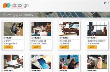 Blended Learning solution - Mobile App - Thumbnail