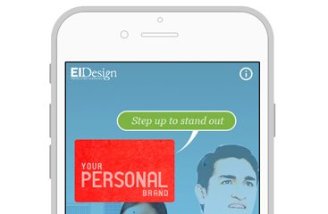Mobile App for employee brand building - thumbnail