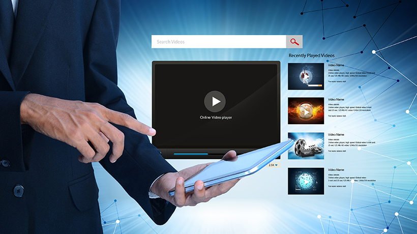 EI Design - Case Study Featuring Use of YouTube Content in a Trackable Interactive Video Format