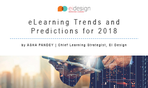 free eBook - eLearning Trends and Predictions for 2018