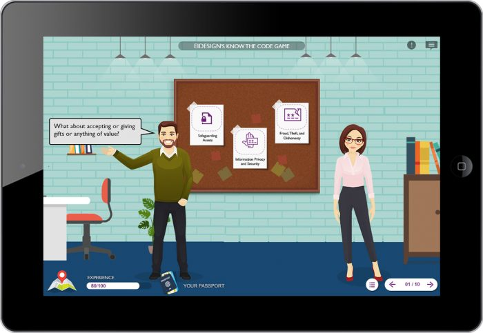 5 Examples Of Gamification Strategies For Corporate Training - EIDesign