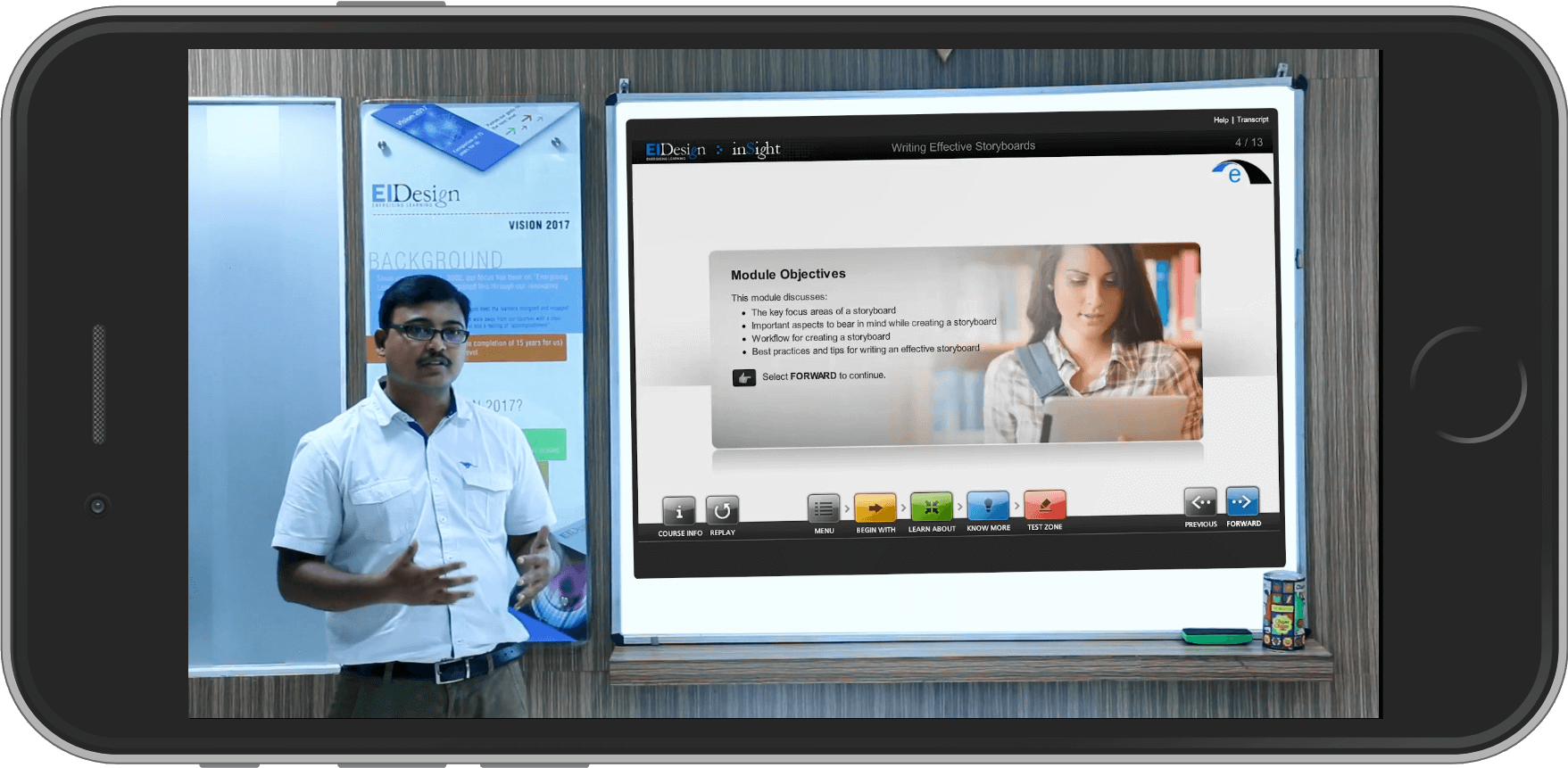 microlearning - webcast
