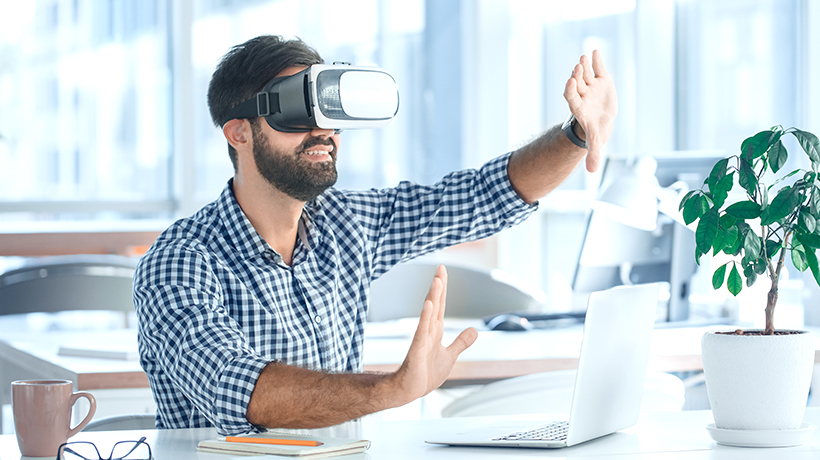 Virtual Reality In eLearning - Using VR As A Microlearning Nugget For Induction And Onboarding