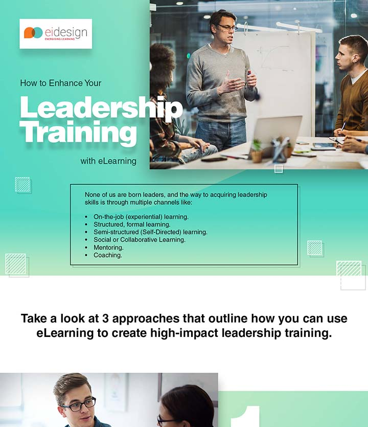 How to Enhance Your Leadership Training with eLearning