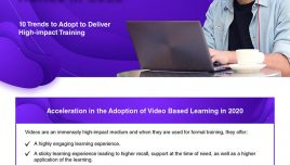 Video Based Learning Trends in 2020