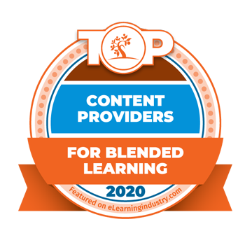 Top Content Provider for Blended Learning